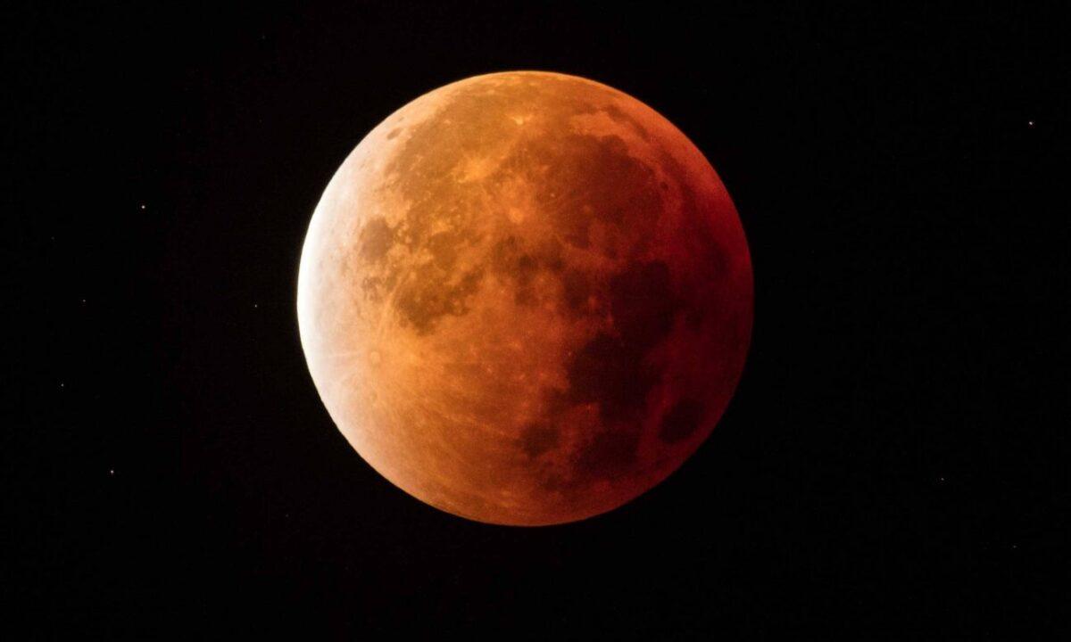 fb6a1fd18 ASTRONOMIA – Saiba tudo sobre o eclipse total da super-Lua desta noite